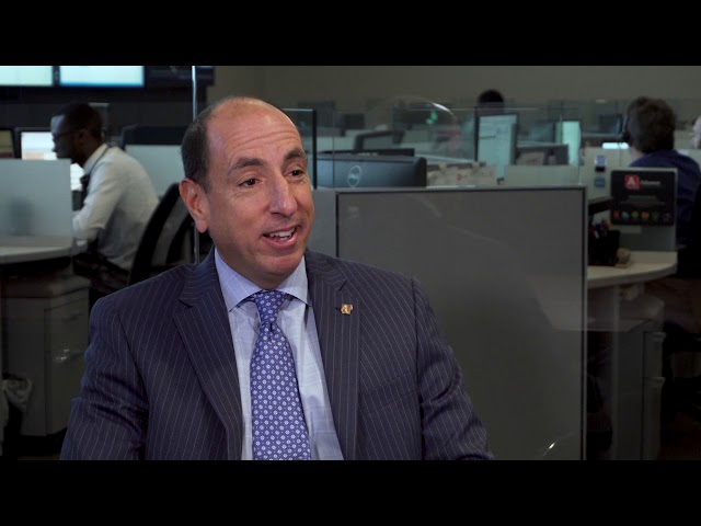 Jeff Elkin, President of Advance Business Systems - Part 1
