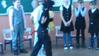 танец чертика
