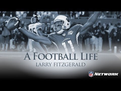 Larry Fitzgerald: A Football Life Extended Trailer | NFL Films