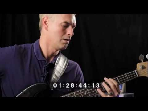 Paul Turner jammin' with the MyBeat metronome by KnowledgeRocks