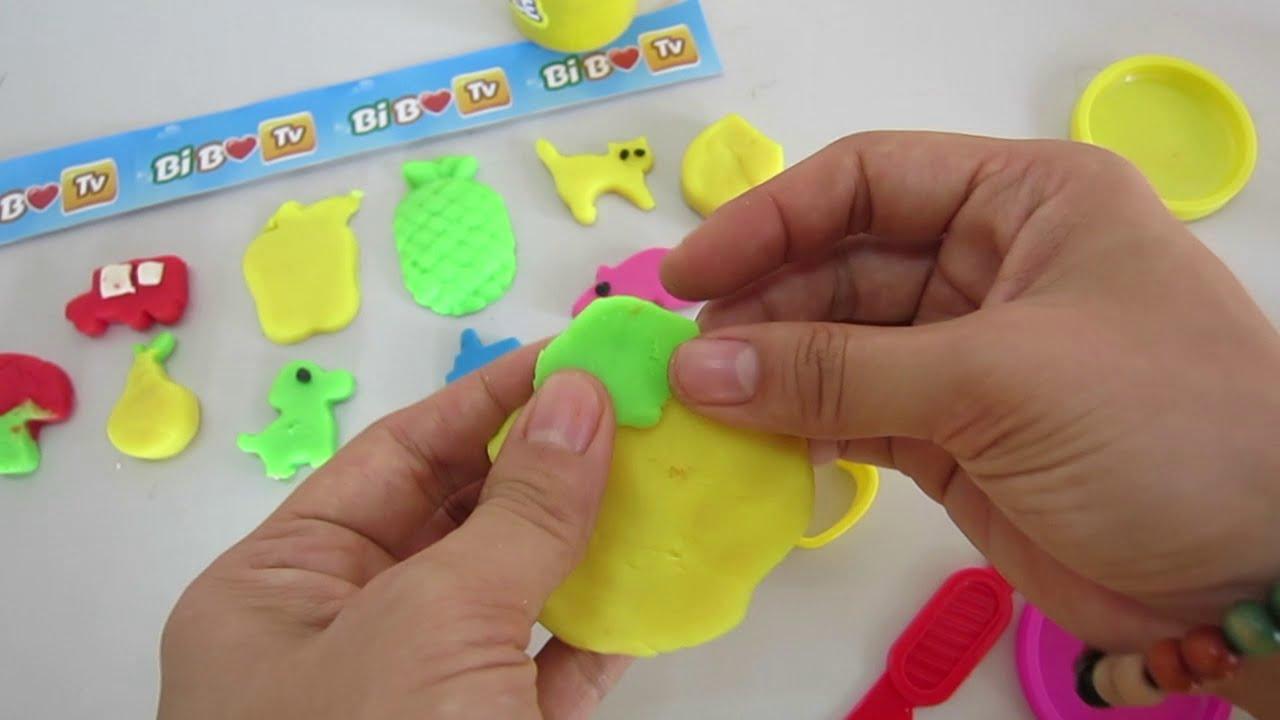Clay Animals To Make