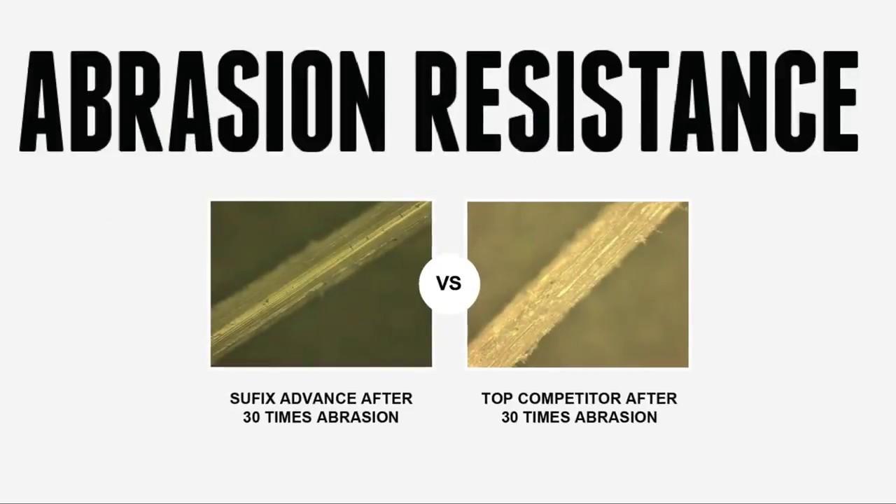 Sufix Nylon Advance CLEAR 300/m 0,18/mm 3,4/kg