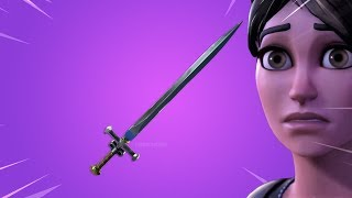 So.. Theres A New Sword in Fortnite