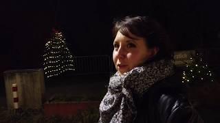 Приехали в Немецкую Сауну а там Вечер Натуризма как Немцы украсили свой Дом на Рождество