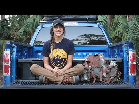 Gearing Up for Turkey Season with Outdoors Allie