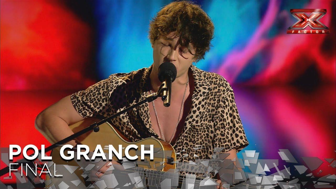 Download Pol Granch canta el tema con el que audicionó   Gran Final   Factor X 2018
