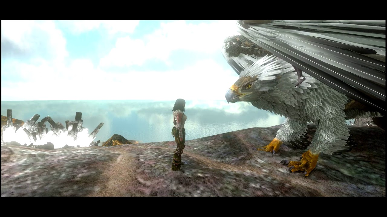 Royal Griffin - Official ARK: Survival Evolved Wiki