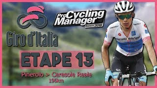 GIRO D'ITALIA 2019 - ÉTAPE 13 - Pinerolo › Ceresole Reale