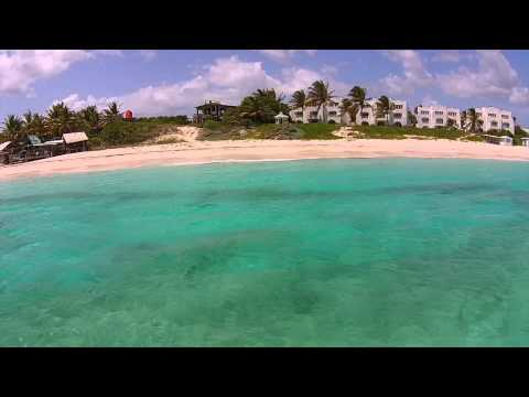 The Dune, Rendezvous Bay and The Cusinart Resort and Spa in Anguilla