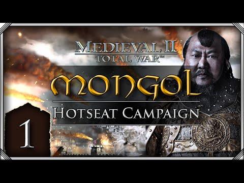 M2TW: Kingdoms - Teutonic Hotseat Campaign: Mongols #1