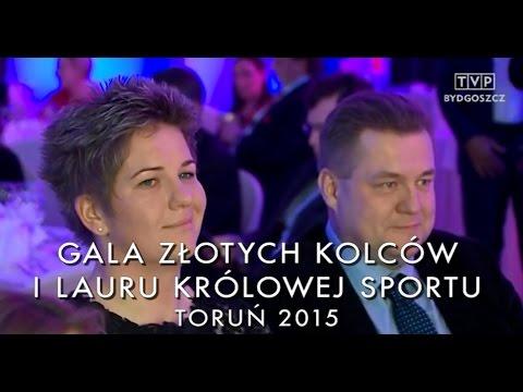 """Gala """"Złotych Kolców 2015"""" w TVP Bydgoszcz"""