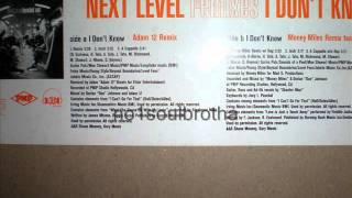 "Next Level ft. Skooter Mac & K-Borne ""I Don"