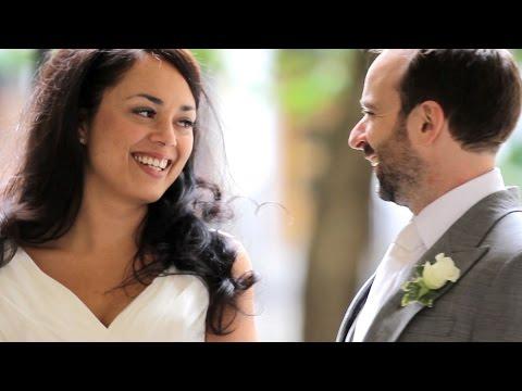 Temple Church Wedding Film   Jonathan & Theresa