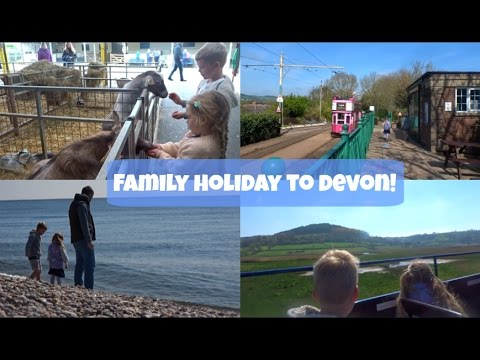 FAMILY HOLIDAY TO DEVON | A WEEK IN MY LIFE APRIL #3