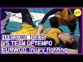 Gambar cover HOT CLIPS HANDSOME TIGERSEunwoo rises again after an injuryENG SUB