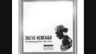 Irene Scruggs -- Back to the wall