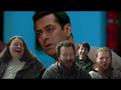BAJRANGI BHAIJAAN Hotel Fight Scene Reaction and Discussion