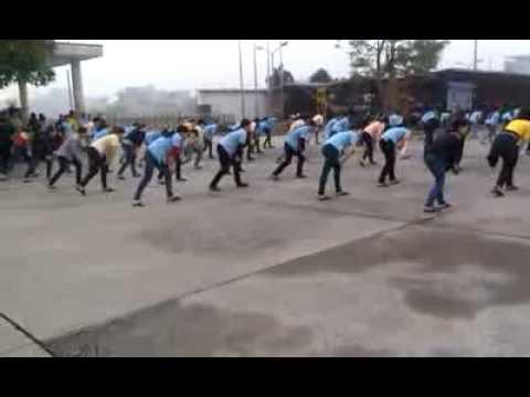 Nhảy Gangnam Style tại Haivina Gia Lộc Hải Dương