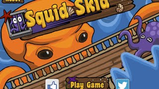 SQUID SKID Level 1-12 Walkthrough