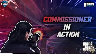 10k soon! [GTA V LEGACY RP] Commissioner on duty! 🔴🔵