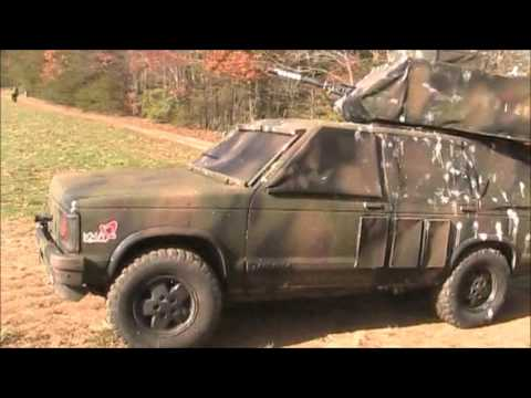 2015 Fulda Gap Paintball / Bledsoe County Paintball / SAS Woodsball East TN