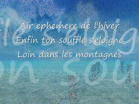 Caresse sur L'Ocean, Lyrics - YouTube