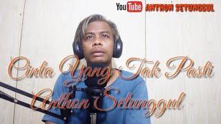 Download CINTA YANG TAK PASTI : ANTHON SETUNGGUL | Official music video