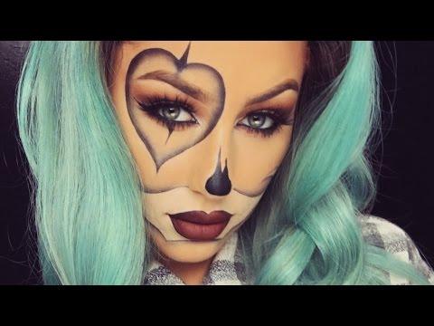 Gangster Clown II Makeup Tutorial- CHRISSPY - YouTube
