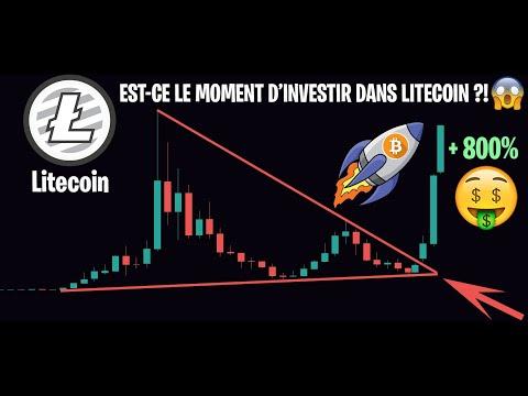 LE MOMENT D'INVESTIR DANS LITECOIN POUR 2020 ?! - Analyse Crypto Bitcoin Altcoin - 26 Décembre 2019
