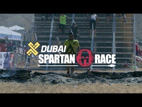 Dubai Spartan Race | Cinema Commercial
