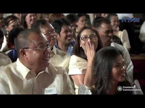 2016 Metrobank Foundation Outstanding Filipinos Awarding Ceremonies (Speech) 9/12/2016