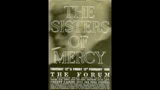 The Sisters of Mercy - On The Wire/Teachers (LIVE The Forum London Februray 1998)