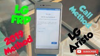 Bypass Google Account Lg Ms210 Aristo - Querciacb
