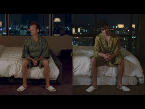 Shawn Mendes Lost In Japan / Lost In Translation Comparison