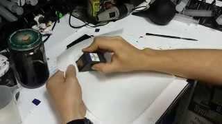 Как заправить картридж HP 122, 121, 21, 132, 56, 131, Canon 510, 512, 445(, 2014-08-29T12:50:48.000Z)