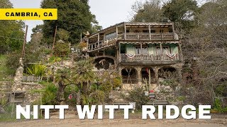 Nitt Witt Ridge: Touring Cambria's Folk Art Landmark