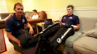 inCycle Teams: Cribs with Team Novo Nordisk