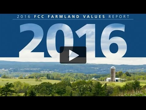 Webinar: 2016 Farmland Values Report