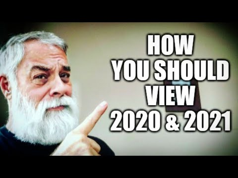 How you should view the past year and 2021