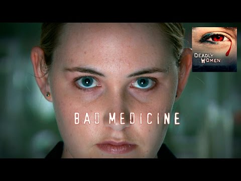 DEADLY WOMEN | Bad Medicine | Stella Nickell | S2E5