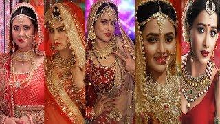 Top 20 Gorgeous Brides Of Colors TV | Jennifer Winget | Mouni Roy | Surbhi Jyoti | Kratika Sengar