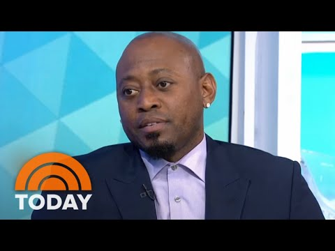 Omar Epps Hopes Book 'From Fatherless To Fatherhood' Is 'Tool Of ...