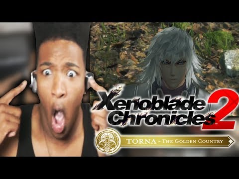 ETIKA REACTS TO BATTLE!! - XENOBLADE CHRONICLES 2: TORNA -THE GOLDEN COUNTRY OST