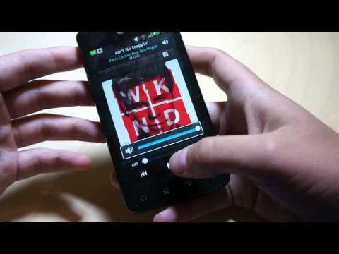 Видео LG Optimus 3D Max P725