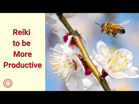Reiki To Be More Productive