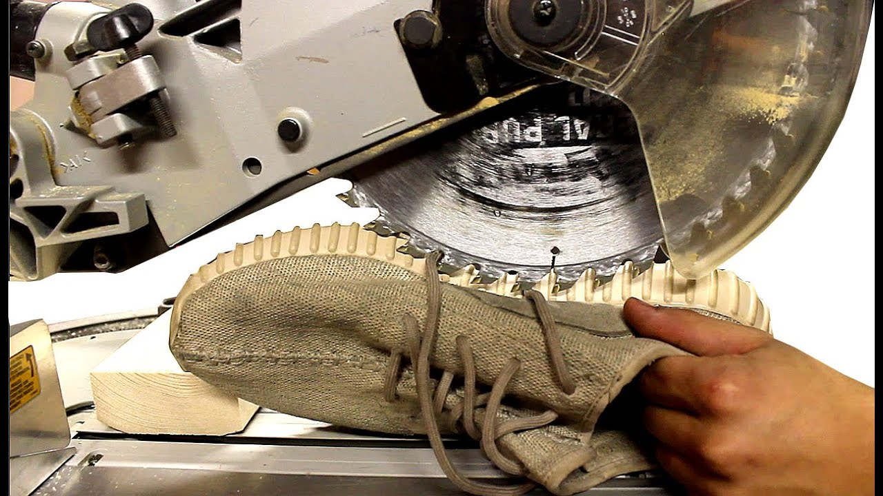 Cleat Adidas Making The Yeezy 350 OuwPkXZiT
