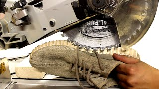 MAKING THE ADIDAS YEEZY 350 CLEAT - YouTube