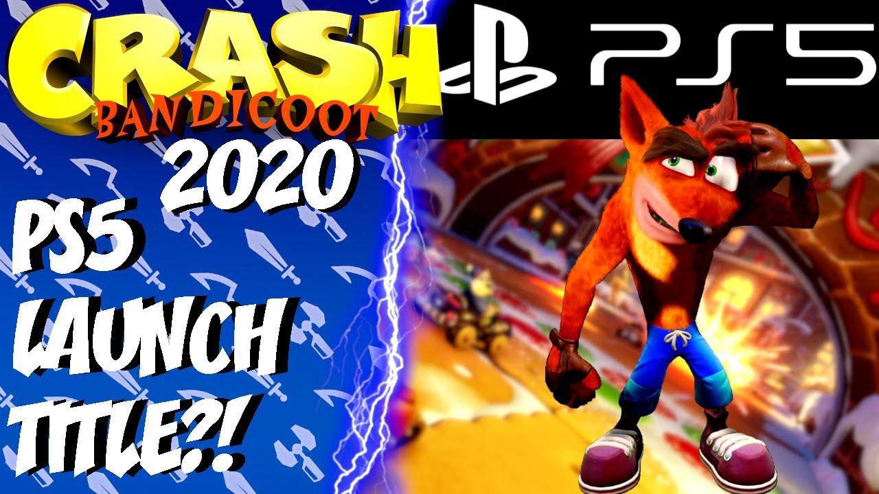 Crash Bandicoot 2020: New Leak Suggesting It's A PS5 Launch Title ...