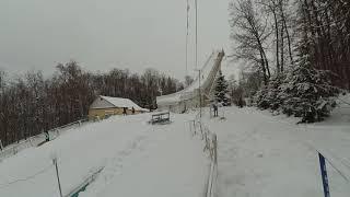 Обучение сноуборду и горным лыжам в Казани XFREEDOM ______YDXJ1112