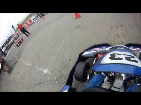 2015 Mechanix Wear Sport Kart Grand Nationals Semifinal D